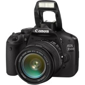 Canon EOS 550D KIT EF-S + objectif 18-55 IS