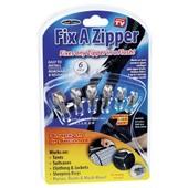 Kit De R�paration Pour Fermeture Eclair - 6 Zippers Inclus