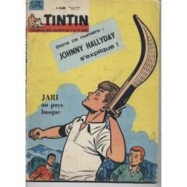 Tintin Journal Des Jeunes