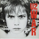 War (Gatefold)[Gatefold] - U2