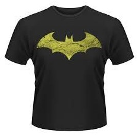T-Shirt Batman Logo The Dark Knight Rises