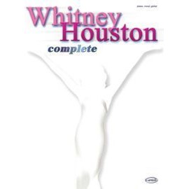 Whitney Houston : Complete Piano Chant Guitare