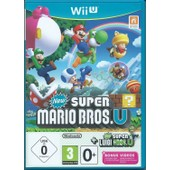 Nex Super Mario Bros U Et New Super Luigi U - Edition Allemande