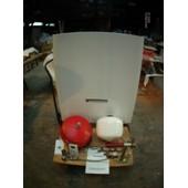 Chaudi�re gaz frisquet 23KW hydroconfort 120/700