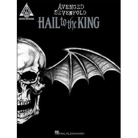 Avenged Sevenfold : Hail To The King Guitar Recorded Versions