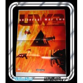 Affiche / Poster - Universal War Two - Le Temps Du Désert - Denis Bajram