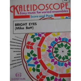 Kaleidoscope n°15 Bright eyes de M.Batt