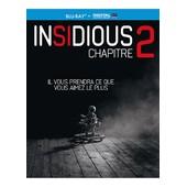 Insidious : Chapitre 2 - Blu-Ray + Copie Digitale de James Wan
