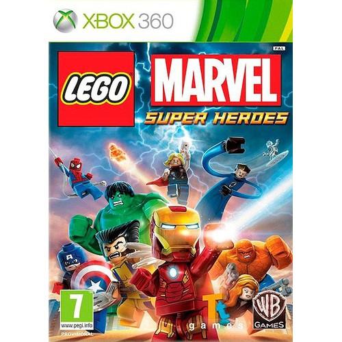Lego Marvel Super Heroes Xbox 360 - Xbox 360