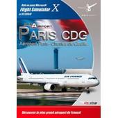 Flight Simulator - Mega Airport : Paris Cg