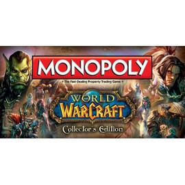 Monopoly : World Of Warcraft Edition Collector