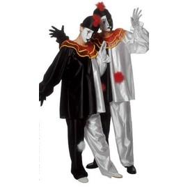 D�guisement Pierrot Unisexe Taille L