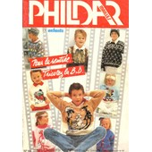 Catalogue Phildar Mailles - Enfants - N�109 - B.D