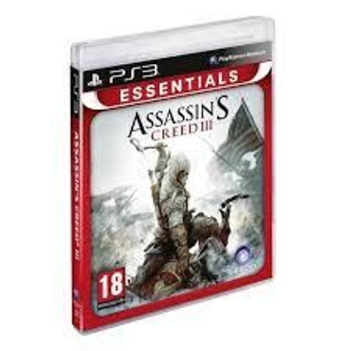 Assassin's Creed 3 Gamme Essentiels PS3