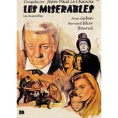 Les Miserables (Los Miserables) (Version Integrale 1ere Et 2eme Epoque) de Jean-Paul Le Chanois