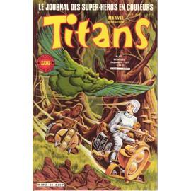 Occasion, titans n° 56 ( 10 septembre 1983 ) : la guerre des étoiles ( star wars ) + machine-man + mikros + dazzler d'occasion  Livré partout en France