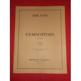 1e gymnopédie pour piano