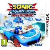 Sonic & Sega All-Star Racing - Transformed