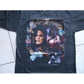 michael Jackson - t-shirt King of Pop