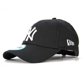 Casquette Incurv�e New Era New York Yankees Noir 940
