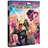 Monster High - Frisson, Cam�ra, Action !