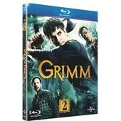 Grimm - Saison 2 - Blu-Ray de Norberto Barba