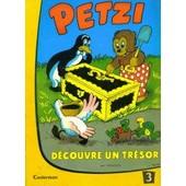 Petzi Decouvre Un Tresor , N� 3, 1958 de HANSEN