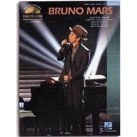 PIANO PLAY-ALONG VOL.126 MARS BRUNO + CD