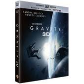 Gravity - Ultimate Edition - Blu-Ray3d + Blu-Ray+ Dvd + Copie Digitale de Alfonso Cuar�n