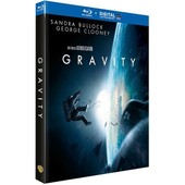 Gravity - Blu-Ray+ Copie Digitale de Alfonso Cuar�n