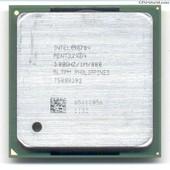 Intel Pentium 4 - SL7PM