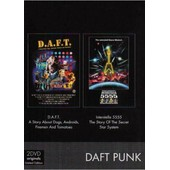 Daft Punk - D.A.F.T. : A Story About Dogs, Androids, Firemen And Tomatoes + Interstella 5555 - �dition Limit�e de Spike Jonze