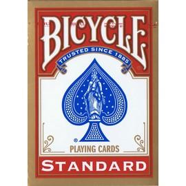 Jeux De Carte Bicycle Standard ( Dos Rouge )