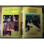 Tv Video Jaquette Du Film Buena Vista Social Club.R�alisation:Win Wenders