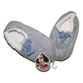 Chausson Pantoufle Mule Femme Confortable Uni Fourr� Style Mouton Pierre-Cedric !! Pointures 35/38-38/41 ! Expedition En 24/48hrs
