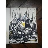 Raymond Moretti - Avec 1 Lithographie Originale