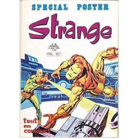 Strange N� 56 D'ao�t 1974