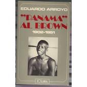 Panama Al Brown 1902 - 1951 de eduardo arroyo