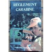 R�glement Carabine de FFT