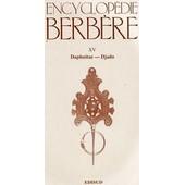 Encyclop�die Berb�re - Tome 15 de Collectif
