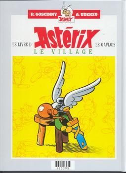 Asterix Et La Traviata ; Astérix Le Village (Album Double)