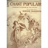 Le Chant Populaire N� 1616 : Ah ! Vous Dirai-Je Maman - Piano Et Chant. de CHARPENTIER GUSTAVE / DUHAMEL MAURICE