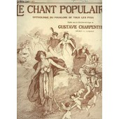 Le Chant Populaire N� 1623 : La Codaqui - Piano Et Chant. de CHARPENTIER GUSTAVE / DUHAMEL MAURICE