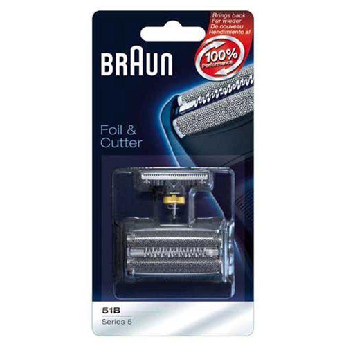 Braun Series 5, 51B - T�te et lame de rechange pour rasoir