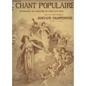 Le Chant Populaire N� 1624 : Magali - Piano Et Chant. de CHARPENTIER GUSTAVE / DUHAMEL MAURICE