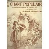 Le Chant Populaire N� 1618 : C'est La Mere Michel - Piano Et Chant. de CHARPENTIER GUSTAVE / DUHAMEL MAURICE