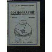 Cosmographie. Classe De Math�matiques. de BRACHET F. / DUMARQUE J. / COUDERC PAUL