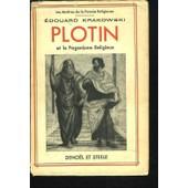 Plotin Et Le Paganisme Religieux de �douard krakowski