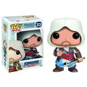 Assassins Creed - Figurine Pop Edward Vinyl - 10cm