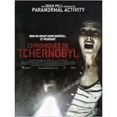 Chroniques De Tchernobyl - Tchernobyl Diaries - Bradley Parker - Affiche De Cin�ma Pli�e 120x160 Cm